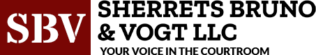 Sherrets Bruno & Vogt LLC Your Voice In The Courtroom